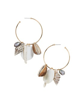 BAUBLEBAR - Sardinia Hoop Earrings