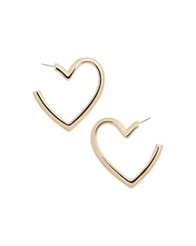 BAUBLEBAR - Brianna Heart Earrings