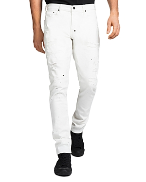 Prps Jeans WINDSOR SKINNY FIT JEANS IN WHITE