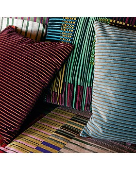 """Missoni - Rafah Decorative Pillow, 20"""" x 20"""""""