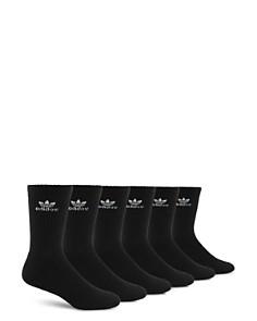 Adidas - Logo Socks - Pack of 6