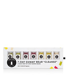"Sugarfina - Pressed Juicery x Sugarfina 7-Day Gummy Bear ""Cleanse"""