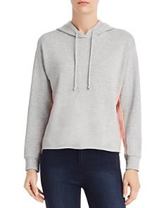 Velvet by Graham & Spencer - Karter Color-Block Hooded Sweatshirt
