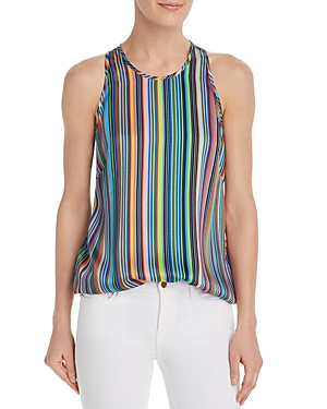 Milly Tops RAINBOW STRIPES TANK