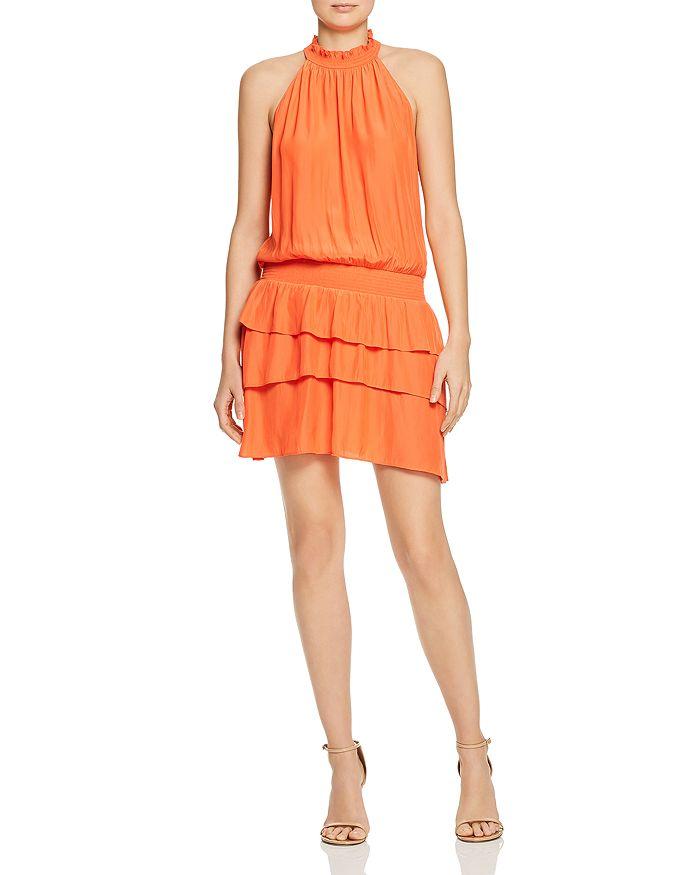 Ramy Brook - Perla Blouson Mini Dress