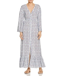 Paloma Blue - Willow Floral Maxi Dress