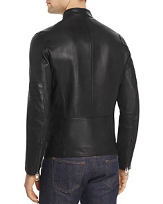 BOSS Hugo Boss - Jaylo Leather Jacket
