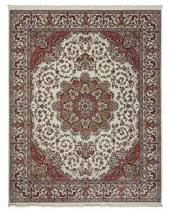 Kenneth Mink - Persian Treasures Shah Area Rug, 3' x 5'