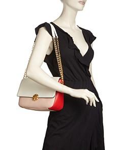 Tory Burch - Chelsea Color-Block Convertible Shoulder Bag