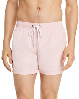 SUNDEK - Back-Stripe Swim Trunks