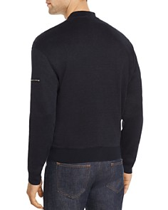 John Varvatos Collection - Knit Bomber Jacket