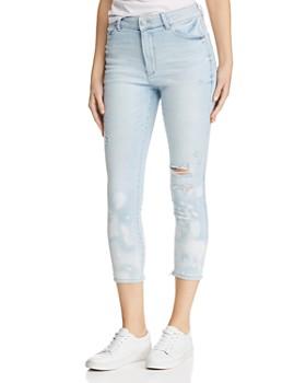DL1961 - Farrow Bleach-Splatter Jeans in Goodwin