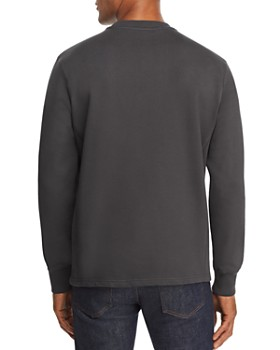 Belstaff - Reydon Logo-Embroidered Loop-Back Fleece Sweatshirt