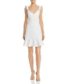 Aidan by Aidan Mattox - Crepe Cocktail Dress - 100% Exclusive