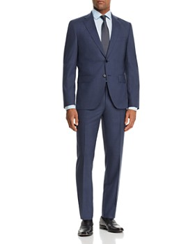 dac432e50 BOSS Hugo Boss - Johnstons/Lenon Micro-Stripe Regular Fit Suit ...