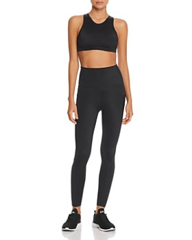 Wear It To Heart - Nala Mesh-Inset Leggings