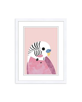Bloomingdale's Artisan Collection - Pastel Parakeet Wall Art
