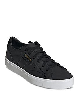Adidas - Women's Sleek Low Top Lace-Up Sneakers