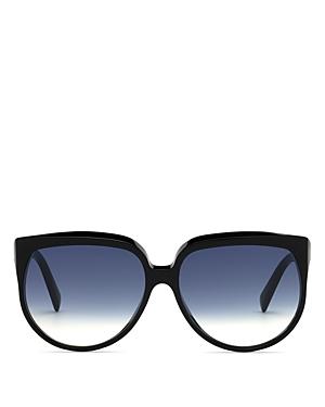 Celine Women's Oversized Round Sunglasses, 60mm