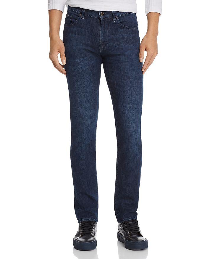 BOSS - Delaware Slim Fit Jeans in Blue