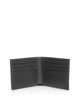 Salvatore Ferragamo - Firenze Gamma Stripe Leather Bi-Fold Wallet
