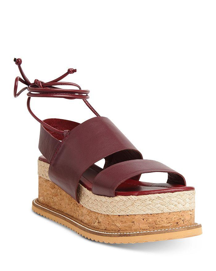 Whistles - Women's Rae Flatform Sandals