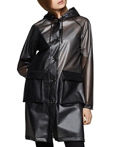 BCBGENERATION - Patch Pocket Raincoat
