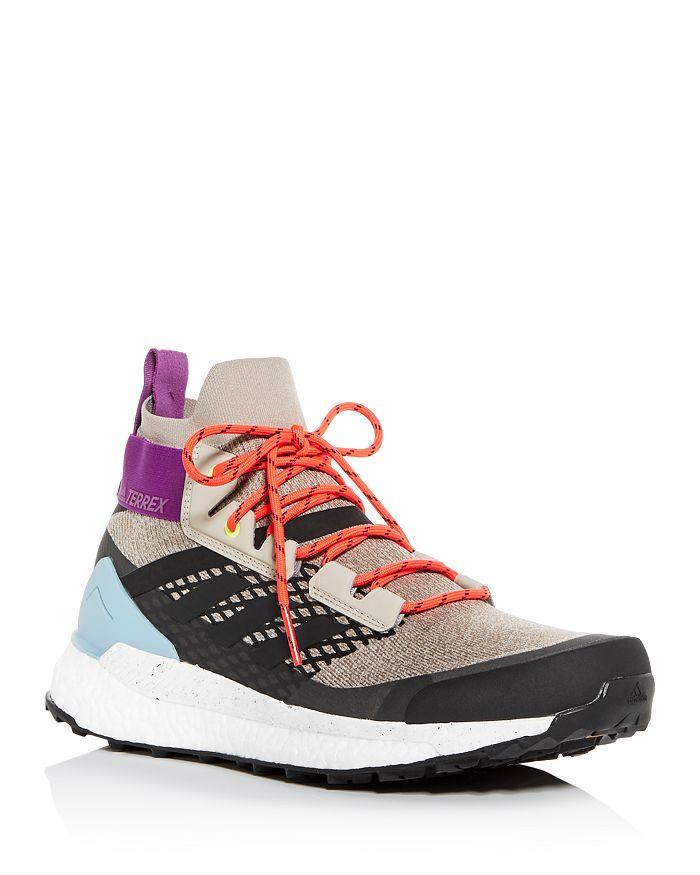 Adidas - Women's Terrex Free Space High-Top Sneakers
