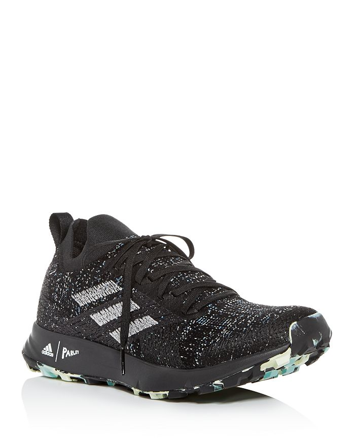 Adidas - Women's Outdoor Terrex Two Parley Knit Low-Top Sneakers