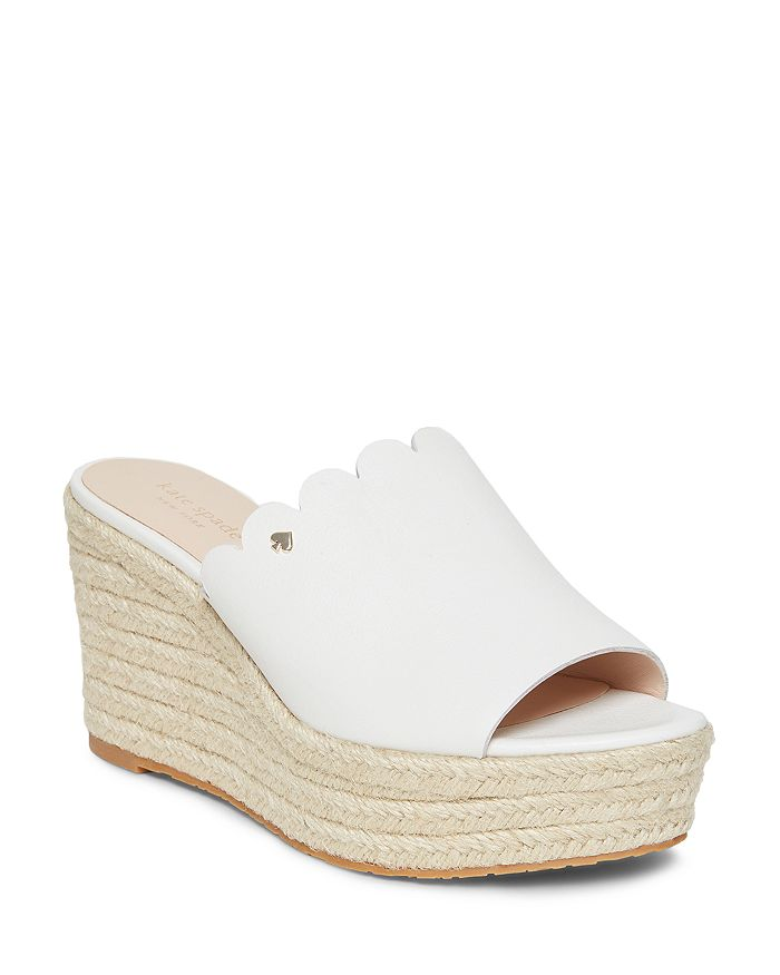 kate spade new york - Women's Tabby Espadrille Wedge Sandals