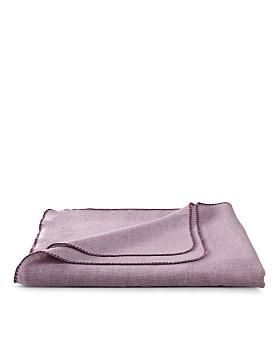 """Matouk - Calypso Tablecloth, 70"""" x 108"""""""