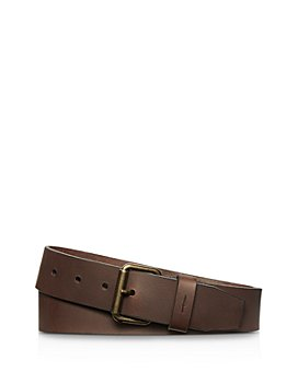 Shinola - Men's Bridle Leather Rambler Belt