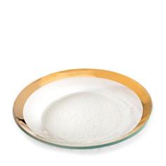 Annieglass - Roman Antique Round Bowl