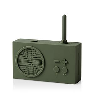 Lexon Tykho 3 Waterproof Bluetooth Radio & Speaker