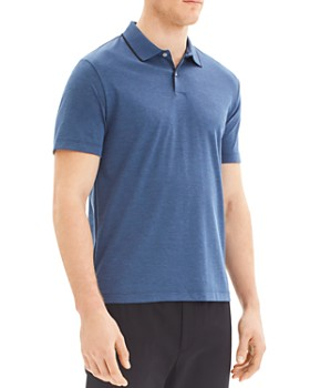 Theory - Current Piqué Standard Regular Fit Polo Shirt