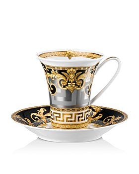 Versace - Prestige Gala Coffee Cup & Saucer