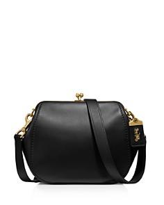 COACH - Frame Saddle Bag