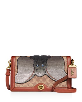 55a0c31f15a5 COACH - 1941 Disney x COACH Dumbo Riley Crossbody ...