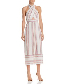 6e6a8910500e Amanda Uprichard - Christie Striped Jumpsuit - 100% Exclusive ...