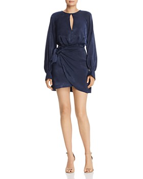 Finders Keepers - Nightlife Draped Dress - 100% Exclusive