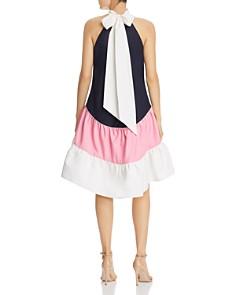 Nha Khanh - Color Block Tent Dress