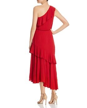 WAYF - Erika One-Shoulder Dress