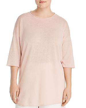 Eileen Fisher Plus Tunic Sweater