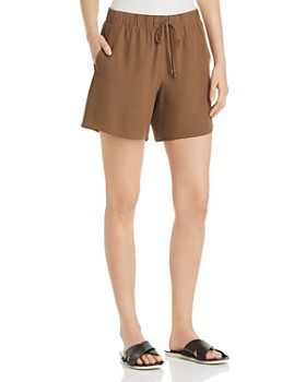 Eileen Fisher - Drawstring Walking Shorts