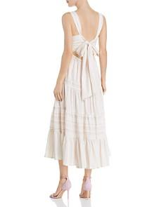 Rebecca Taylor - Alice Striped Tiered Dress