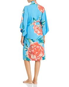Natori - Nova Floral Kimono Robe