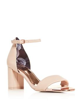 15f05321c1 Pink Women's Designer Sandals, Flip Flops & More - Bloomingdale's