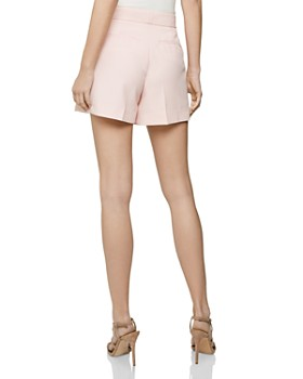 03cc2c97d6 REISS - Beatrix Textured Shorts REISS - Beatrix Textured Shorts