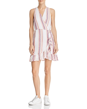 Rails Madison Jewel Stripe Wrap Dress