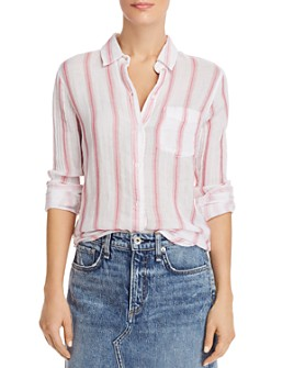 Rails - Reagan Tulip Stripe Button-Down Shirt
